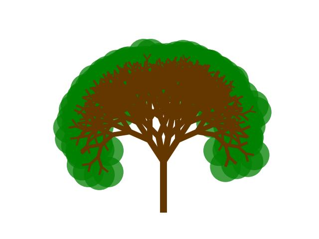 Galton-Watson Tree Visualization